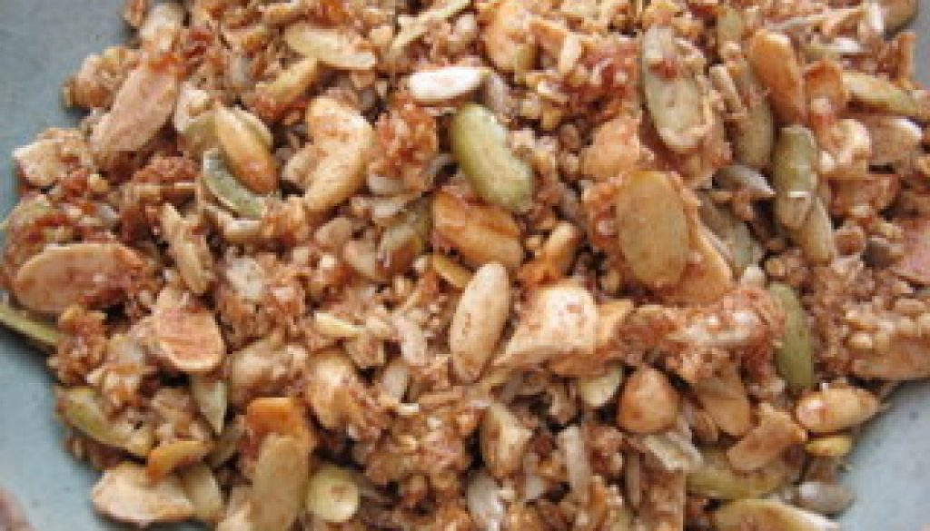 Healthy Nut Mix 2010