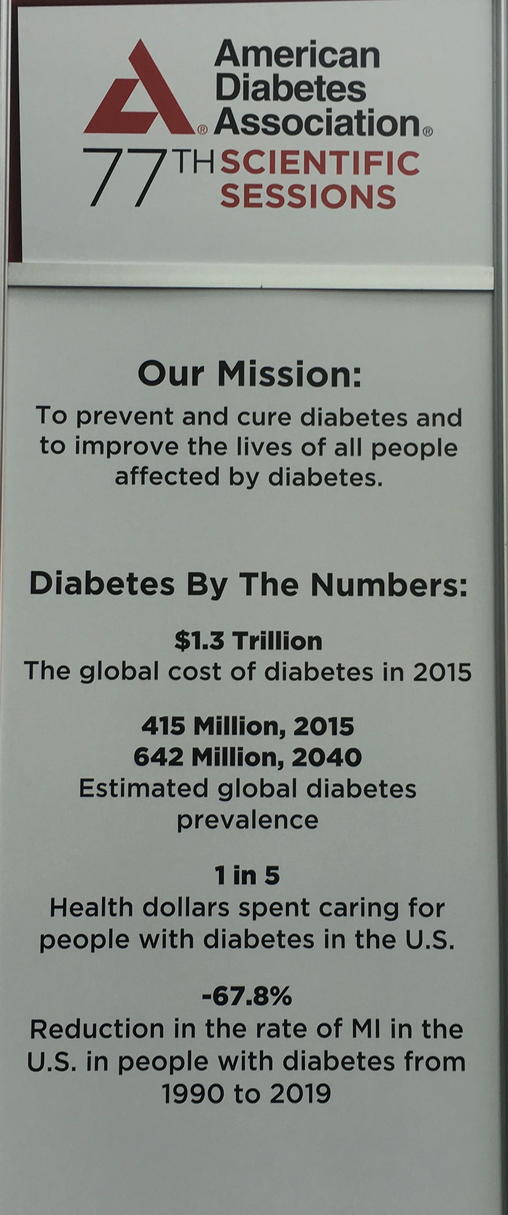 News from the American Diabetes Association 77th Sessions: The Link between Diabetes, Heart and Liver disease, Alzheimer's and Cancer